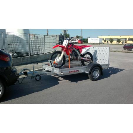 Carrello sporting moto